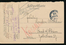 Erster Weltkrieg (1914-18) Kleinformat Ansichtskarten aus Deutschland für Dom & Kirche