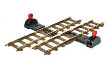 Faller E-Train/Spur 0  -  Schalt - Trenn - Gleis Set / Nr. 3837