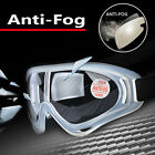 Safety Goggles PC Safe Glasses Anti-Fog Scratch Resistant UV Eye Protective Z87+