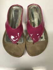 Kenneth Cole Reaction Pink sandals
