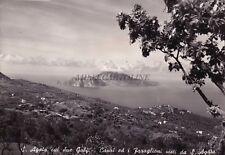 SANT'AGATA SUI DUE GOLFI - Capri ed i Faraglioni 1956