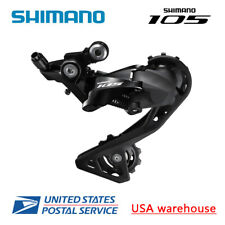 Shimano 105 RD-R7000 SS GS 11-speed Rear Derailleur Short Medium Cage Black OE