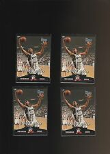 1997 Score Board Basketball Rookies Tim Duncan RC #57 Lot of 6