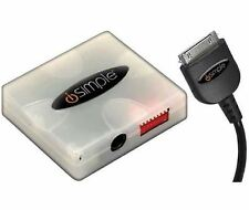 C5 Corvette 97-04 Factory Radio Audio Interface Charge & Control - iPhone