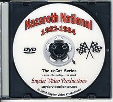Nazareth National Speedway 1982-1984 DVD,  Snyder Video Productions