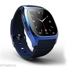SMART Wrist Watch Bluetooth Bracelet For Android Windows IOS Phone Mobile nEW