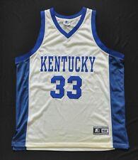 KENTUCKY WILDCATS Vintage STARTER Jersey Sewn #33 Basketball NCAA 52 XL