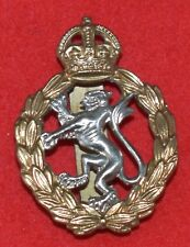 British Army. Women's Royal Army Corps Genuine OR's Cap Badge
