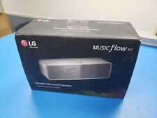 LG Music Flow P7 Portable Bluetooth Speaker NP7550
