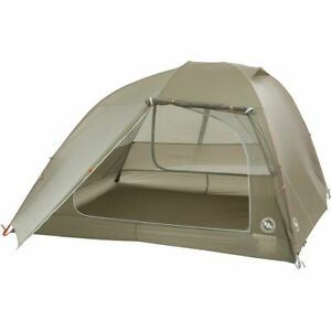 Big Agnes Copper Spur HV UL4 Tent: 4-Person 3-Season