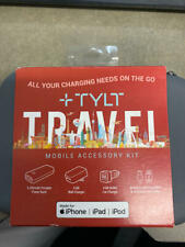+tylt Travel Mobile Accessory Kit for All Apple Lightning Cable Series Devices
