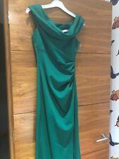 Godiva DR1878 Green Dress UK10 nwt