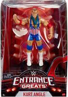 Kurt Angle Action Figure - WWE Entrance Greats