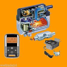 Standheizung Eberspächer B4WSC Benzin + Fernbedienung EasyStart Remote+ R+ NEU