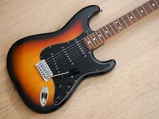 1983 Squier by Fender Stratocaster JV Serial '70s Reissue Sunburst Ash Japan MIJ