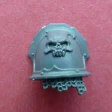NEW Chaos Marines Terminator SHOULDER PAD (D) - Bits - 40K