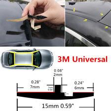 Universal Kfz Schiebedach Gummidichtung Windschutzscheibe Dachleiste 3m x 15mm