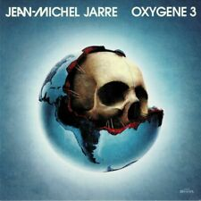 JARRE, Jean Michel - Oxygene 3 - Vinyl (gatefold heavyweight clear vinyl LP)
