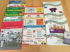 Lot 11: Plays For Reading Aloud / Sing Along With Audiotape / Sing Me A Story Fs