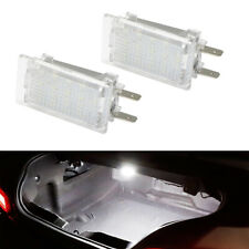 2XLed Luggage Trunk Compartment Door Light for Opel Astra G convertible Insignia