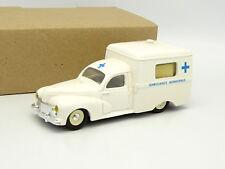 Puntero Resina SB 1/43 - Peugeot 203 Camioneta C8 Ambulancia