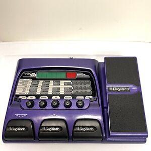 DigiTech Vocal 300 — Multi Effects Processor