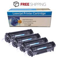 4PK Black 104 FX9 Toner Cartridge For Canon 104 ImageClass MF4350D MF4150 D420