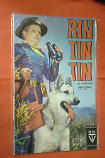 RINTINTIN E RUSTY- ALBO - N°18 - SERIE TV - DEL 1977 -ED.CENISIO- (rin tin tin)
