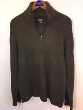 Royal Robbins Women's Sweater Size Large Brown Knit Wool Blend