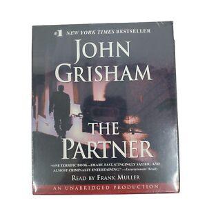 The Partner by John Grisham: New Audiobook