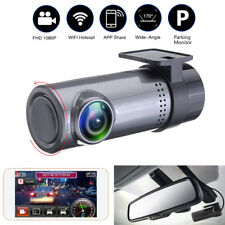 170° 1080P WIFI  Car DVR Mini Dash Cam Camera Video Recorder Camcorder G-Sensor