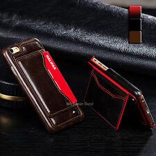 iPhone 6 6s Handy Tasche Case Cover Hülle Schutz Zubehör Leder Synthetisch+Folie