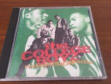 College Boyz ‎– Radio Fusion Radio - CD !!!