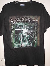 NEW - CHILDREN OF BODOM BAND / CONCERT / MUSIC T-SHIRT MEDIUM
