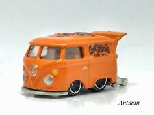 Antmans Custom Die cast Hot Wheels Kool Kombi Gas Monkey Garage In Orange