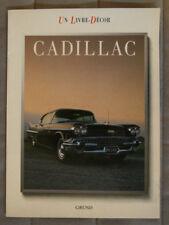 CADILLAC Livre Decor - GRUND - 1986 - Vintage car book - French -  HS4005001117