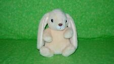 Gund Sweet Bunnies YELLOW BUNNY Plush Stuffed Animal Easter Toy Beanbag 6""