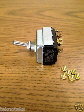 CARLING TECHNOLOGIES  0505 250V 10A / 125V 15A TOGGLE SWITCH