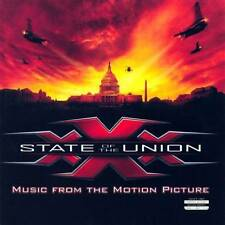 Various Artists : XXX: State of the Union CD