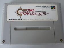 Super Famicom Chrono Trigger Japan SFC