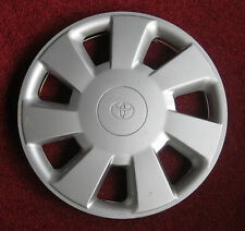 """OEM 1992 - 94 Toyota Paseo Hubcaps Wheel Covers - 14"""" - 7 Holes - 61065"""