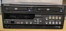 Pioneer professional DVD Recorder player burner PRV-LX10