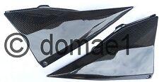 Kawasaki Z750 carbon Seitenteile 2004-2006 Verkleidung Abdeckung 1 Paar