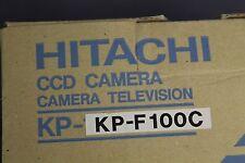 New Hitachi KP-F100C Color Progressive Scan CCD Camera