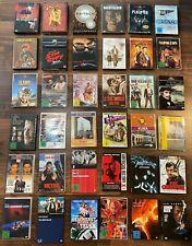 DVD Sammlung 116 Stück Filme Paket Konvolut Megapaket auch 18er Raritäten selten
