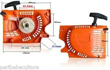Starting drive for chainsaws BOOMAG MC DILLEN type 52cm3 58 cm3