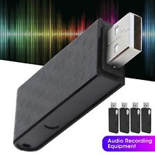 Portable Audio Voice Recorder Usb Sound Recording Adapter For Pc Tv Dvd Player
