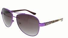 Guess Ladies Designer Sunglasses + Case + Cloth GU 7384 81B Ex Display