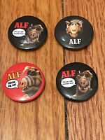 Collectible  ALF  Alien TV Character Pinbacks Buttons Pins