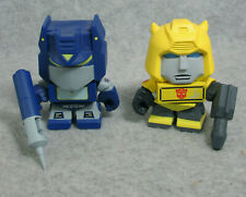Transformers Royal Subjects Vinyl lot of 2 Bumblebee Soundwave Series 1 loose